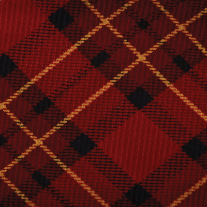 Quintessential Plaids Gent - Red